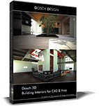DOSCH 3D: Building Interiors for C4D with AR3