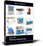 DOSCH 3D: Factory Accessories