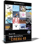 DOSCH 3D: Logo Animations for Cinema 4D