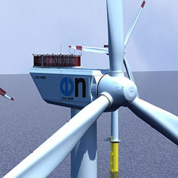 DOSCH 3D: Offshore Windpark
