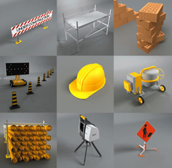 DOSCH 3D: Construction Site